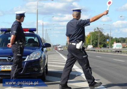 Rusza policyjna akcja ZNICZ.