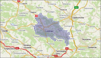 Powiat Lubliniecki będzie miał swoje logo! Zobacz jak się prezentuje.