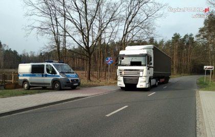 Najwięksi pod lupą. Trwa ogólnopolska kontrola ciężarówek i busów.