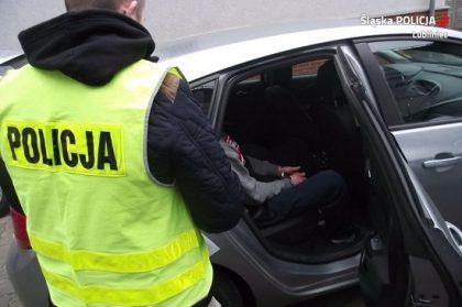 Narkotykowy diler w rękach lublinieckiej policji!
