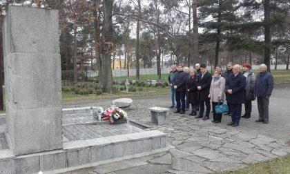 Mieszkańcy powiatu pamiętali o tragedii smoleńskiej.