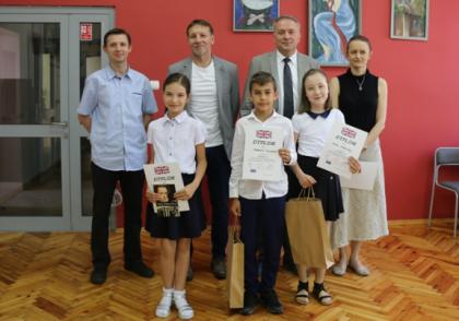 W Koszęcinie po angielsku – 8 edycja konkursu dla uczniów szkół podstawowych.