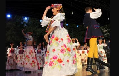 15 lat Polski w Unii Europejskiej. Mieszkańcy powiatu świętowali na Bulwarze Grotowskiego.