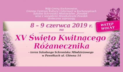 """Przed nami 15. Święto Kwitnącego Różanecznika. Gwiazdą imprezy """"Gang Marcela""""."""