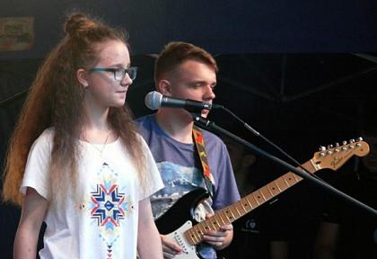 Kinga Skiba z Lubszy podbija muzyczny świat!
