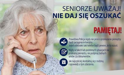 Bezwzględna metoda oszustów. Lubliniecka policja ostrzega przed… fałszywymi policjantami!