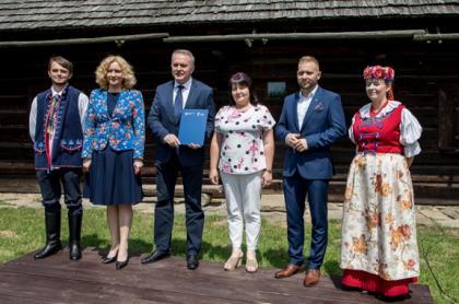 Marszałkowski konkurs rozstrzygnięty! Niemal 180 tysięcy dla pięciu sołectw w powiecie lublinieckim