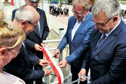Przystanek kolejowy Kochcice – Glinica oficjalnie otwarty. Tuż obok uruchomiono Centrum Przesiadkowe